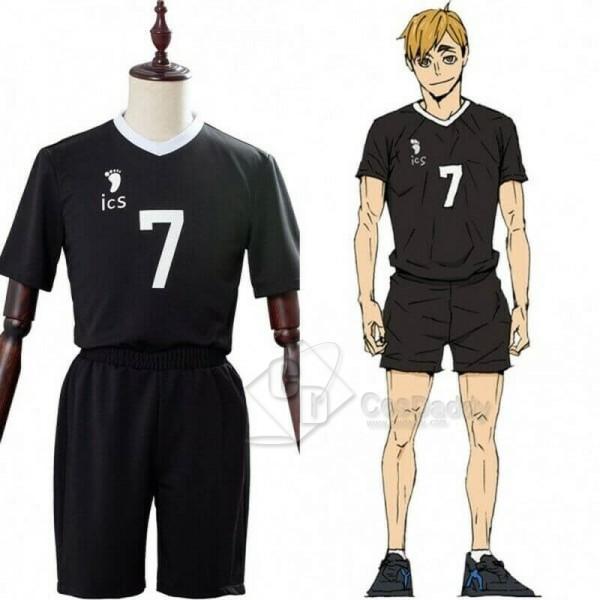 Season 4 Haikyuu!!: To The Top Atsumu Miya Cosplay Costume