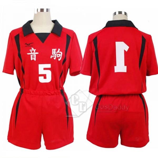 Buy Haikyuu!! Kozume Kenma Kuroo Tetsurou Uniform ...