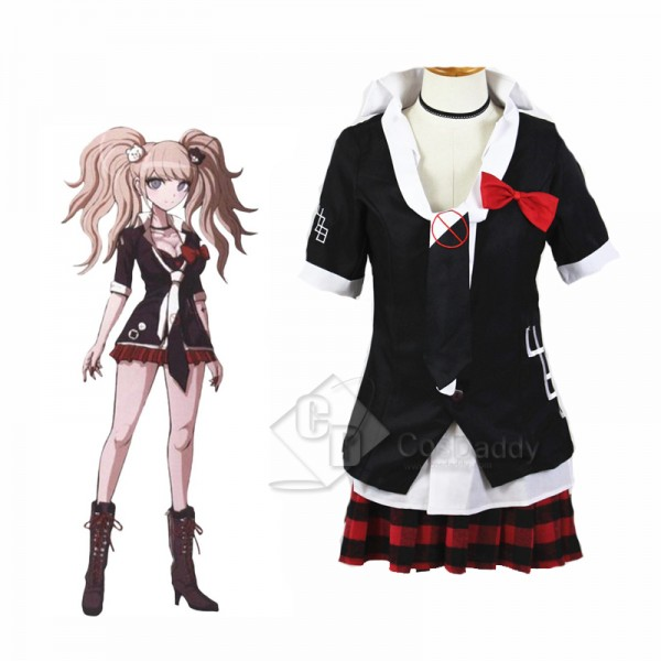 Danganronpa Junko Enoshima School Uniform Cosplay ...
