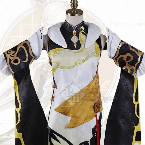 2020 New Game Genshin Impact Ningguang Original Version Cosplay Costume