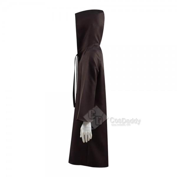 Kids Star Wars Obi-Wan Kenobi Jedi Tunic Full Set Outfit Cosplay Costume For Sale