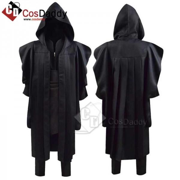 CosDaddy Kids Star Wars Darth Maul Robe Cloak Full...