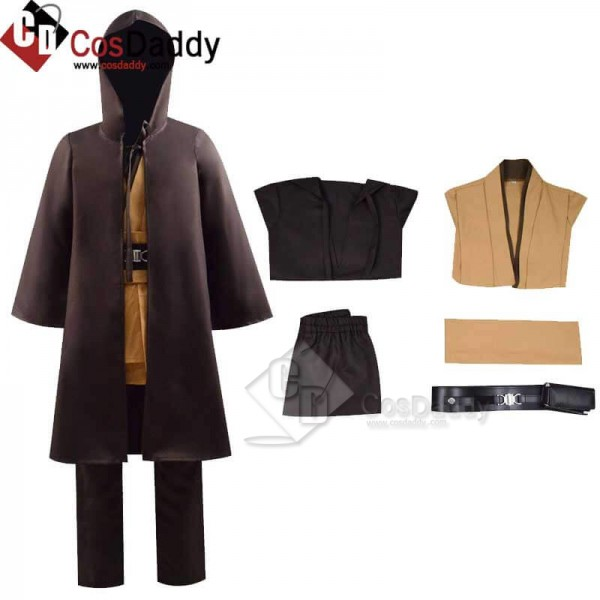 Best Kids Star Wars Obi-Wan Kenobi Jedi Tunic Robe...