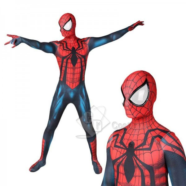 Kids Adults Marvel Spider-Man Ben Reily Spiderman ...