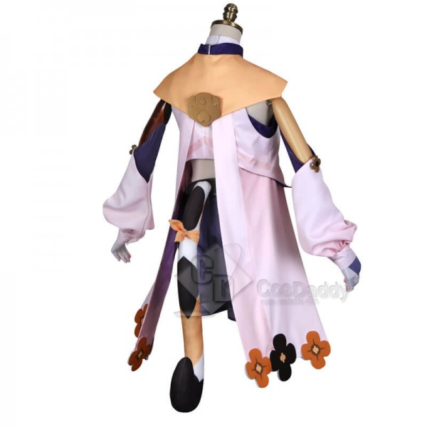 Genshin Impact Diona Cosplay Costume Halloween Carnival Outfit For Sale