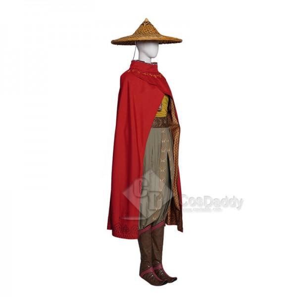 CosDaddy Raya And The Last Dragon Raya Battle Suit Cosplay Costume