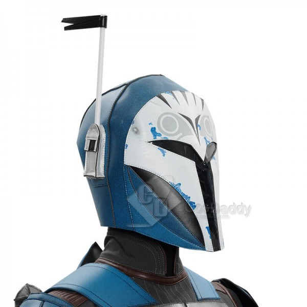 Star Wars The Mandalorian Bo-Katan Kryze Halloween Carnival Outfit Full Set Cosplay Costume