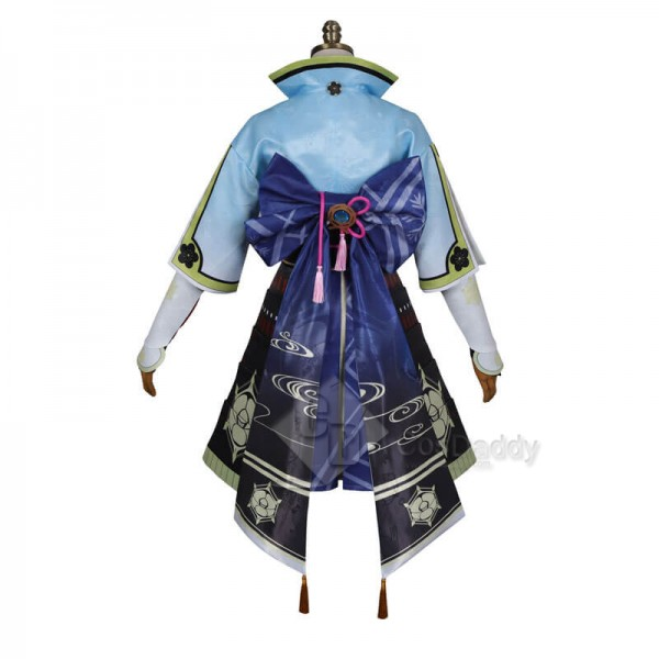 Best Genshin Impact Shenli Dress Suit Outfit Cosplay Costume For Sale