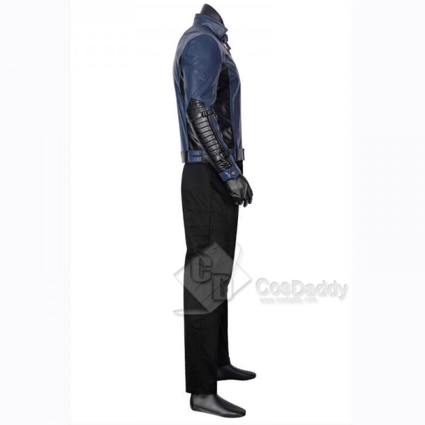 CosDaddy The Falcon And The Winter Soldier Bucky Barnes Cosplay Costume For Sale