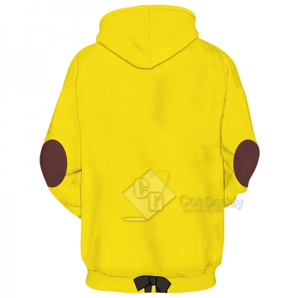 CosDaddy Wonder Egg Priority Ohto Ai Hoodie Pullover Cosplay Costume
