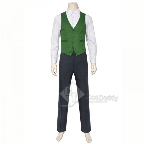 2021 New LOKI Cosplay Costumes LOKI Cosplay Suit