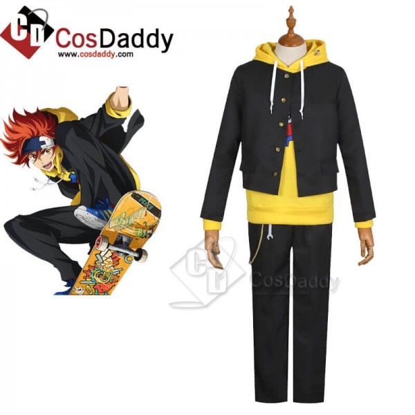 CosDaddy SK8 the Infinity SK∞ Reki Cosplay Costu...
