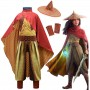 Kids Raya And The Last Dragon Costume Halloween Ju...
