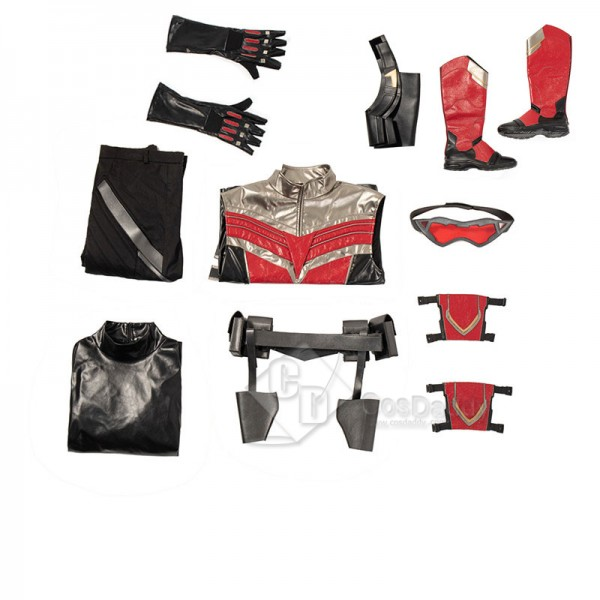 The Falcon And The Winter Soldier The Falcon Cosplay Costume