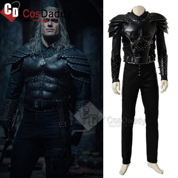 Netflix The Witcher Season 2 Geralt of Rivia Armor...