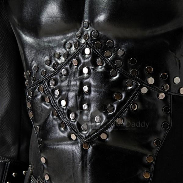 Netflix The Witcher Season 2 Geralt of Rivia Armor Suit Cosplay Costume