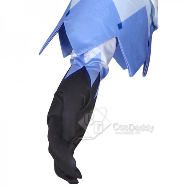 Genshin Impact Ganyu Cosplay Costumes Game Halloween Costumes