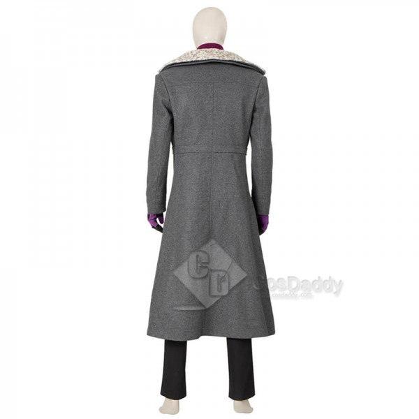 The Falcon and The Winter Soldier Zemo Jacket Cosplay Suit Costume