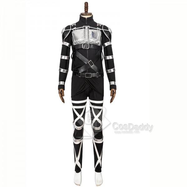 Attack On Titan Final Season Levi Ackerman Cosplay Unifom Costumes CosDaddy