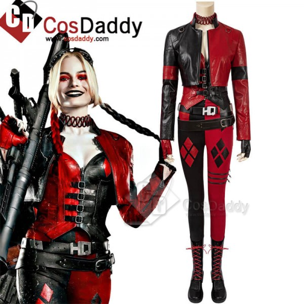 2021 Harley Quinn The Suicide Squad 2 New Harley Q...