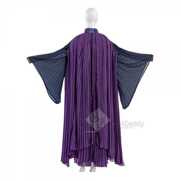 Buy WandaVision Agatha Harkness Costume Cosplay Hallween Outfit for Sale