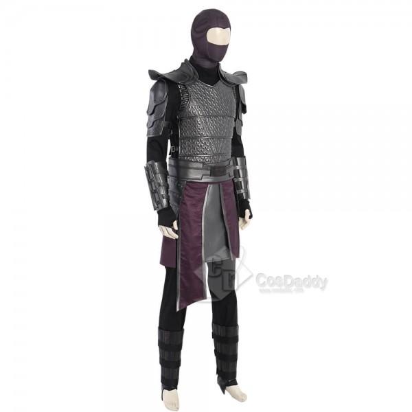 Mortal Kombat Sub Zero Costumes Cosplay Female Male Halloween Costumes