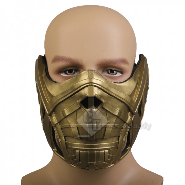 Mortal Kombat Movie 2021 Scorpion Costumes Cosplay Ideas for Adults