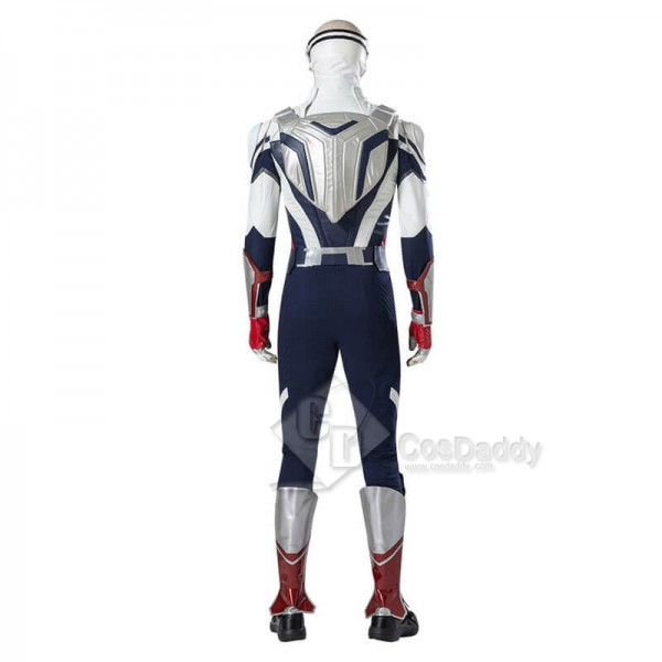 The Falcon and the Winter Soldier New Captain america Sam Wilson Cosplay Costumes