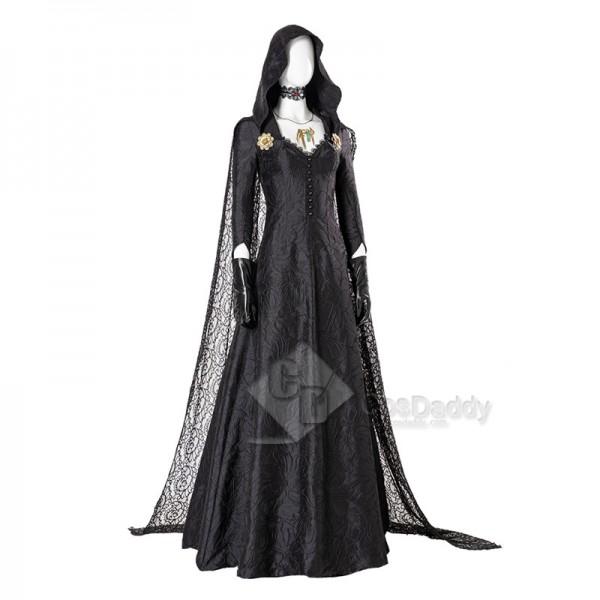 Vampire Lady Cosplay Resident Evil Village Daniela Cosplay Costume