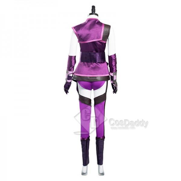 Mortal Kombat 11 Mk11 Mileena Cosplay Costume Sexy Halloween Suit