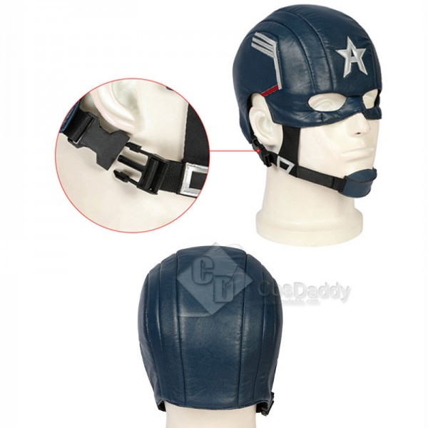 Captain America US Agent John Walker Cosplay Costume The Falcon And The Winter  Soldier Outfit