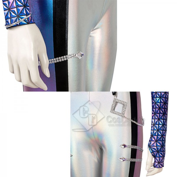 League Of Legends LOL 2020 KDA Kaisa Cosplay Costume Daughter Of The Void Outfit