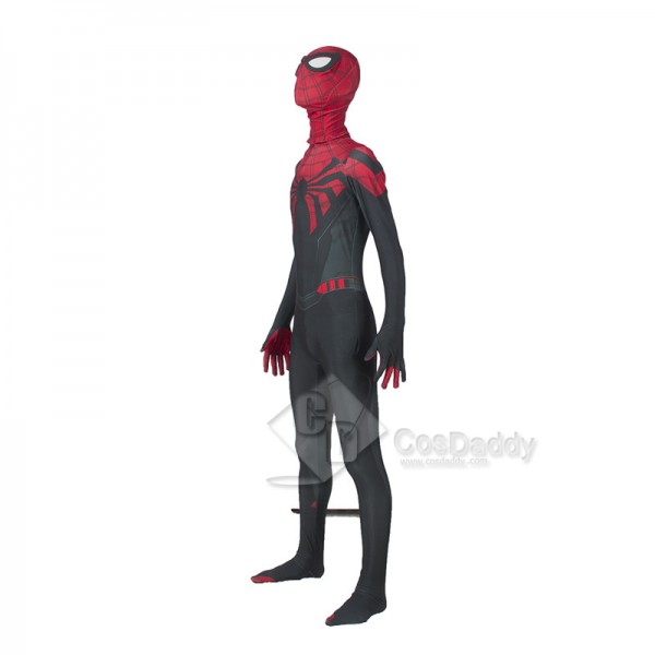 Superior Spider-man Cosplay Costume Hollaween Bodysuit Superior Spiderman Suits Ver.2