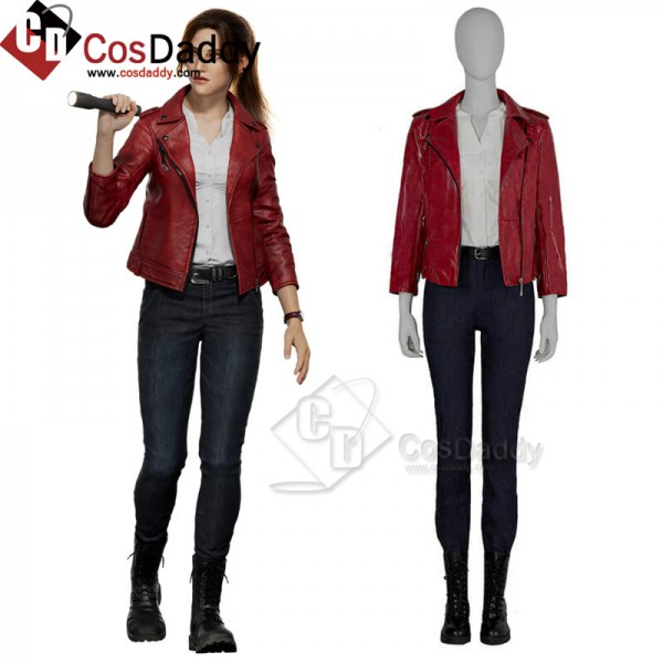 CosDaddy Resident Evil Infinite Darkness Claire Re...
