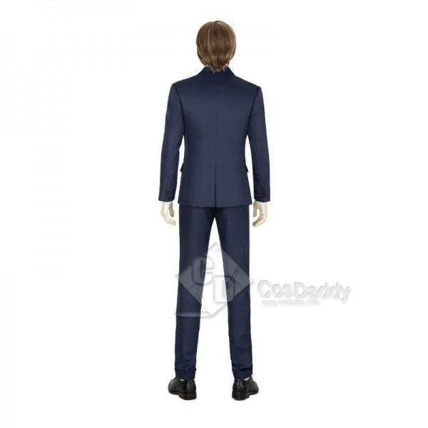 Resident Evil Infinite Darkness Leon Cosplay Jacket Uniform Wigs Halloween Costumes