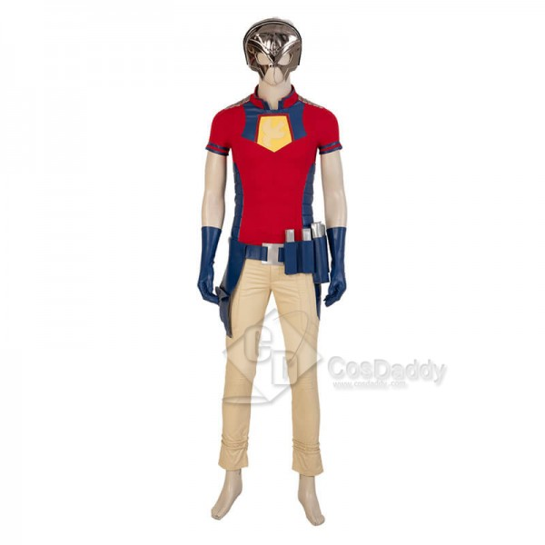 2021 The Suicide Squad Peacemaker Cosplay  John Cena Cosplay Costume CosDaddy