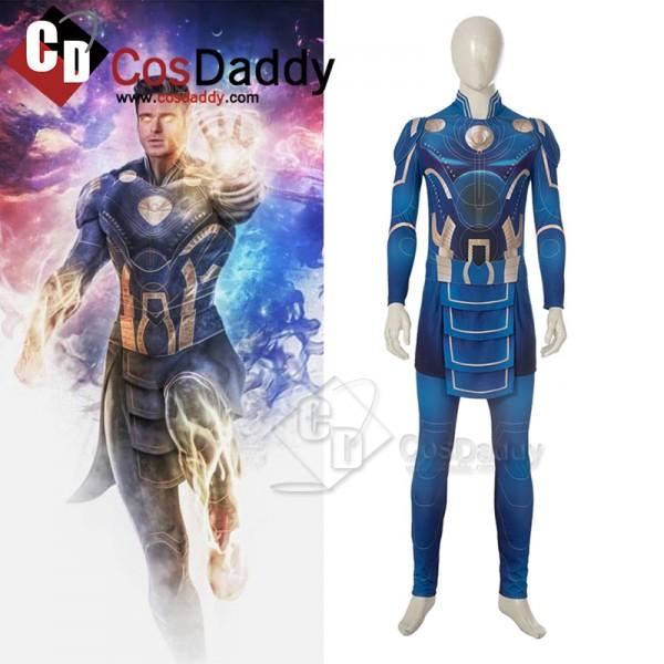 Eternals Cosplay Costume Ikaris Uniform Halloween ...