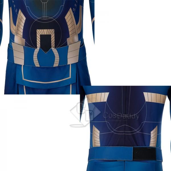 Eternals Cosplay Costume Ikaris Uniform Halloween Superhero Bodysuit