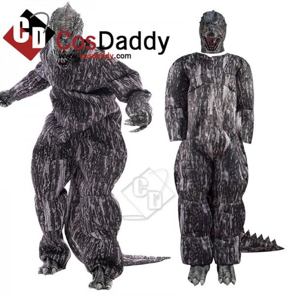 Godzilla VS King Kong Dinosaur Cosplay Costume Ful...