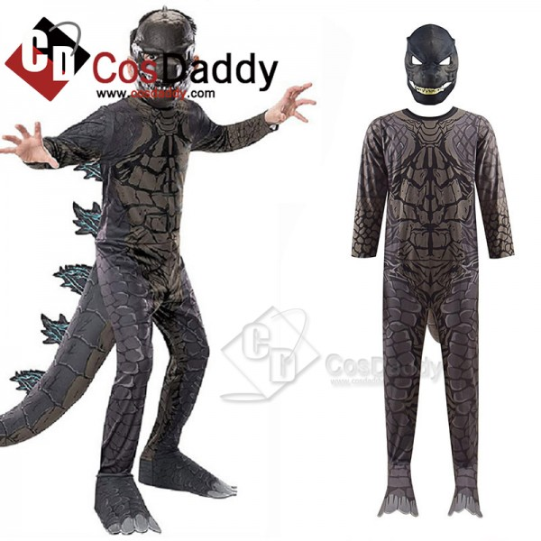Godzilla King Of The Monsters Cosplay Costume Hall...