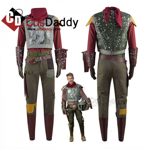 The Mandalorian Season 2 Cobb Vanth Cosplay Costum...
