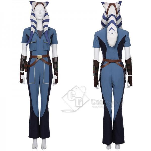 Star Wars The Clone Wars Season 7 Ahsoka Tano Jump...