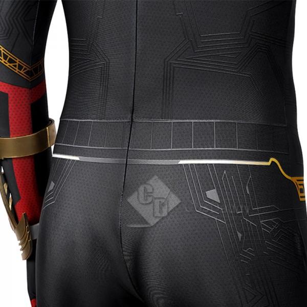 Spider-Man 3 No Way Home Peter Parker Cosplay Costume Superhero Jumpsuit Halloween Bodysuit