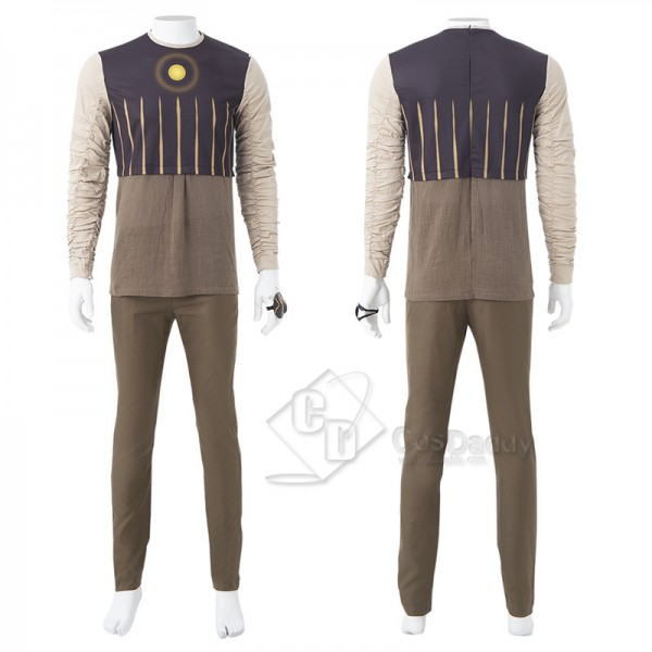 Loki Season 1 Kang the Conqueror Cosplay Costume Halloween Outfit With Shoes