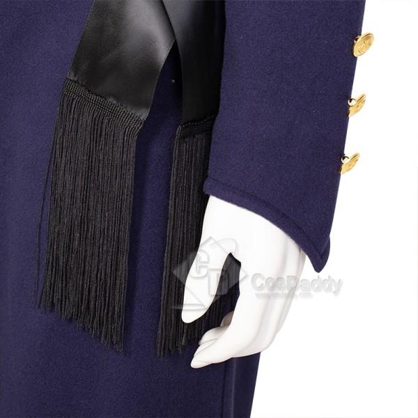 2020 America TV Motherland Fort Salem Uniform Jacket Anacostia Quartermain Cosplay Costume