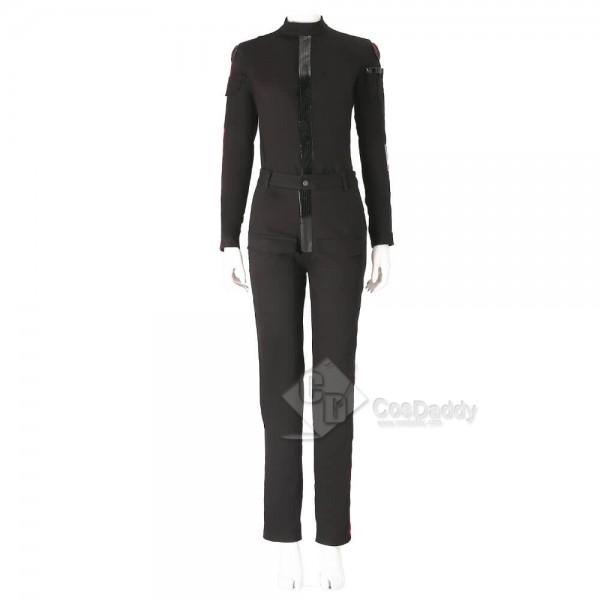 Iden Versio Cosplay Costume Star Wars Battlefront 2 Inferno Squad Uniform Suit