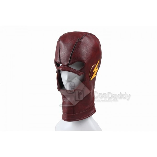 Cosdaddy The Flash Barry Allen Cosplay bodysuit Battle uniform Costume