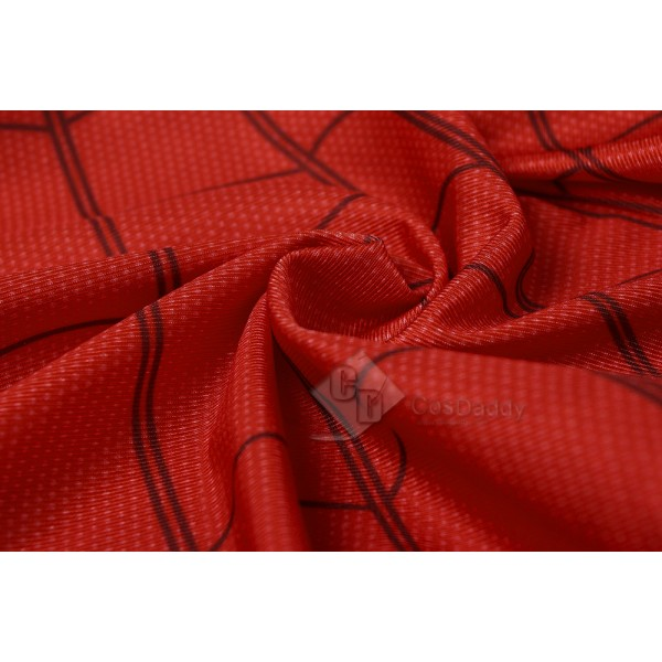 Spider-man Peter Park Cosplay Costume