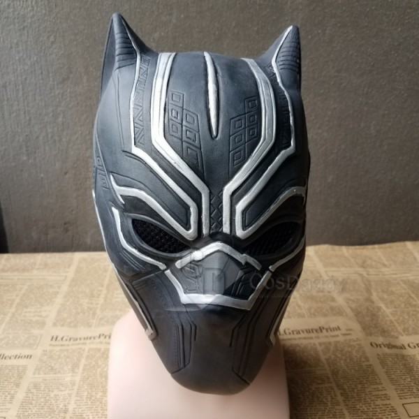 Cosdaddy Marvel Hero T'Challa Cosplay Black Panthe...