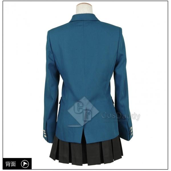 Cosdaddy Persona 5 Cosplay Green School Uniform Costume